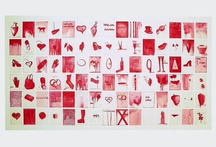 Amore e Roma Installation © Gabrielle Senza